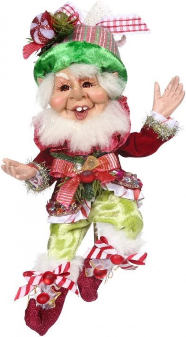 Mark Roberts Candy Maker Elf small