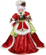 Mark Roberts Mrs Claus Cooking