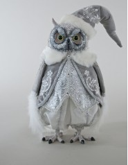 Katherine's Collection Winter Wonderland Owl